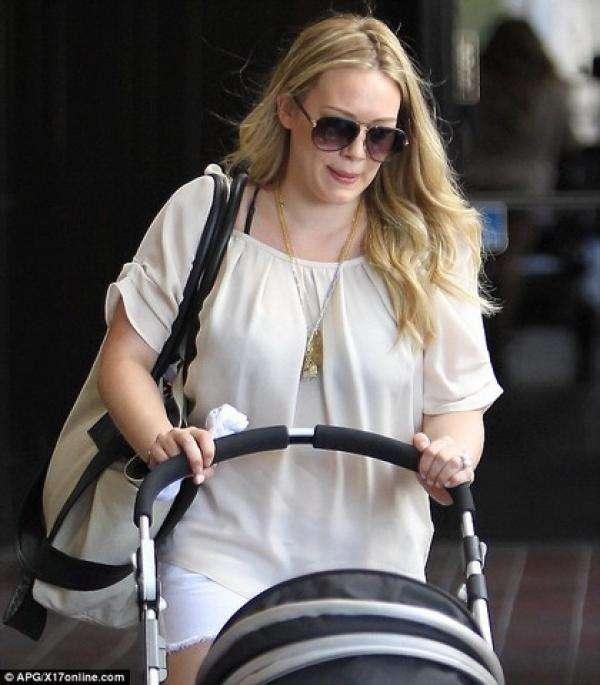 noticias Hilary Duff es mamá