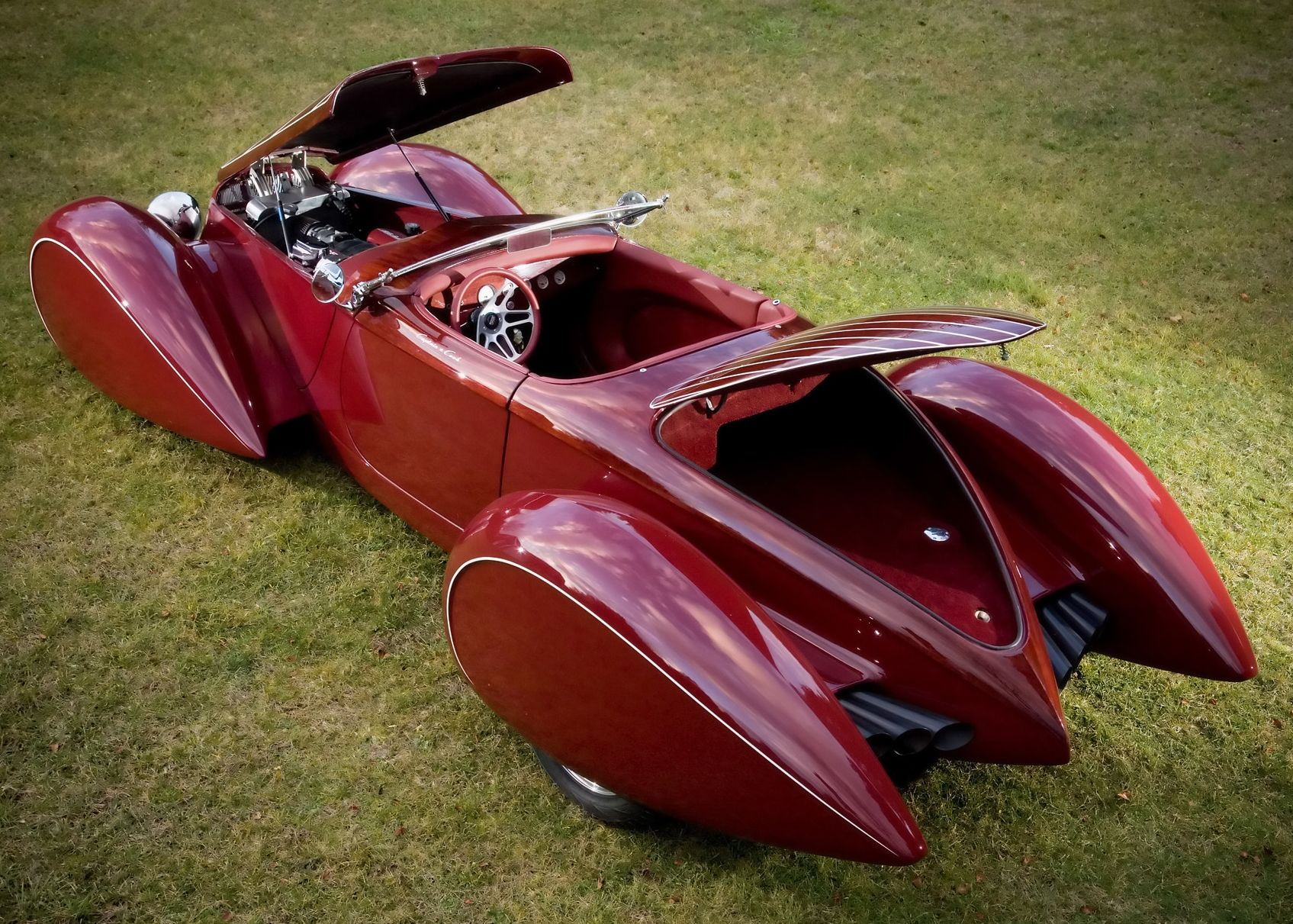 Auburn Boattail Speedster Generation 2 By Deco Rides