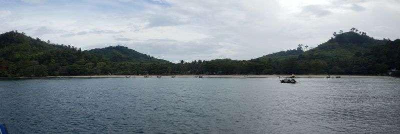 noch Rückblick auf Koh Mook
