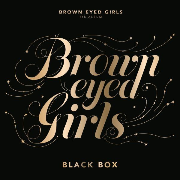 [Album] Brown Eyed Girls - Black Box [Vol. 5] (MP3)