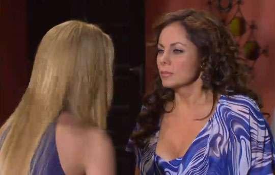 ... de la telenovela y del capitulo 55 de Mentir para Vivir