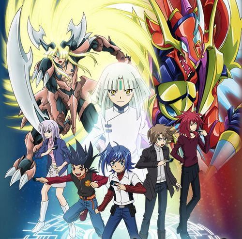 Cardfight!! Vanguard: Asia Circuit Hen (TV)