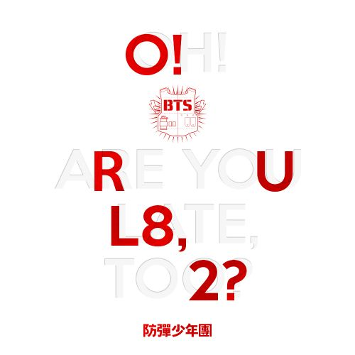 (Mini Album) BTS - O!RUL8,2? (1st Mini Album)