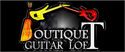 Boutique Guitar Loft - Where Exclusivity Meets Class