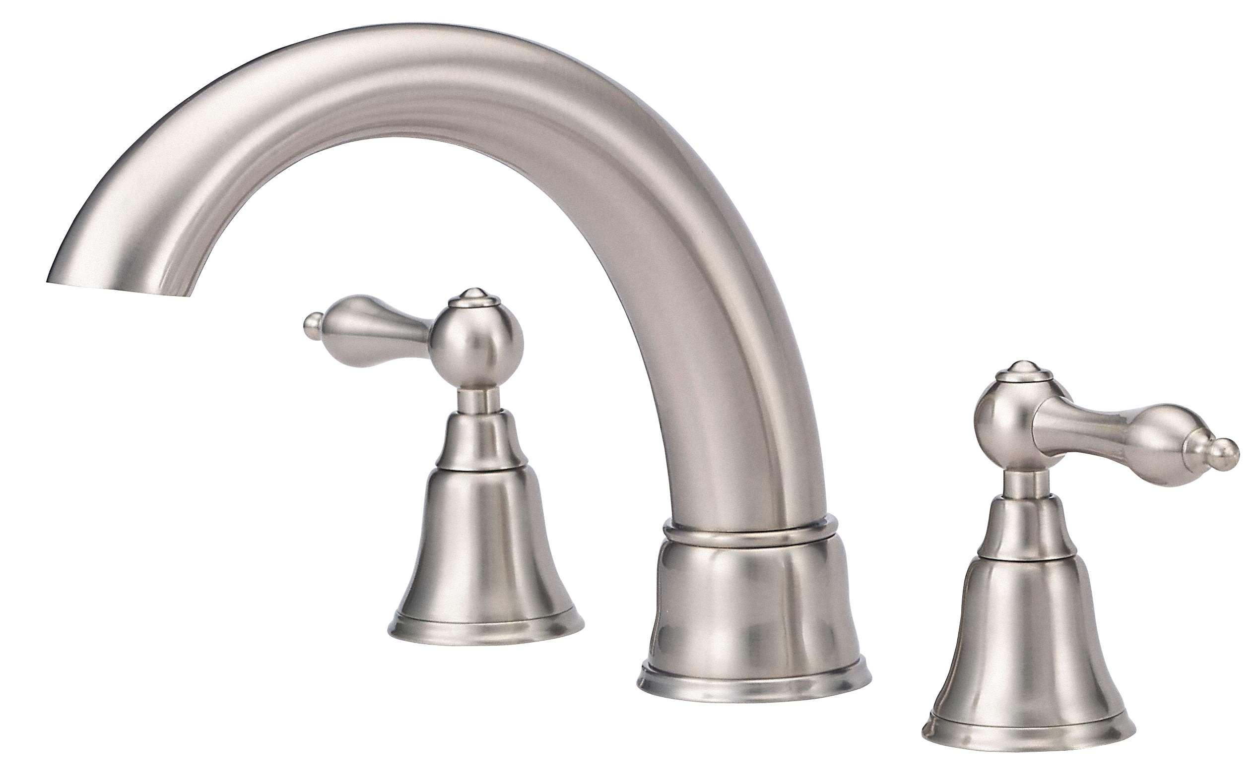 Danze D308840bnt Fairmont Roman Tub Faucet Trim Kit Brushed Nickel Ebay